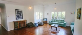 accommodation cairns, 3 bedroom cottage richardson st